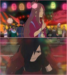 Madara Uchiha & Hana Tanaka| Naruto