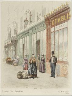 All sizes | Bureau des omnibus 1877 | Flickr - Photo Sharing!
