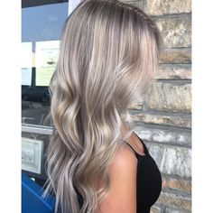 Icy blonde hair by Toni anne