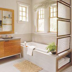 master bathroom designs | Luxurious Master Bathroom Design Ideas - Southern Living
