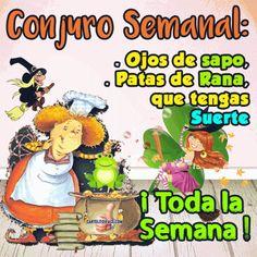#Conjuro #semanal