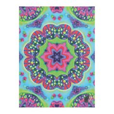 Luscious Kaleidoscope Fleece Blanket - 50% OFF Blankets – Use CODE: ZBLKFRISTART 'til  11:59pmPT 11-27-16. Wrap yourself in this exotic fleece and be transported to a psychedelic dreamland. Kinetic Collage kaleidoscope compositions are created from special effects video performance art screen capture images. Over 3000 products at my Zazzle online store. Open 24/7 World wide! http://www.zazzle.com/greg_lloyd_arts*?rf=238198296477835081 + See KC @  http://www.youtube.com/user/kineticcollage
