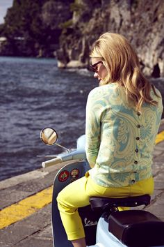 A never-before-seen shot from our #Boden Summer 13 shoot. Oh to be by those waves!