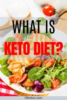 A Keto or ketogenic diet is made up of high-fat dieting that is similar to Atkins, very low-carb, plus low-carb diets!  #ketodiet #ketodietforbeginners #ketodietrecepiesforbeginners #ketorecepies #ketorecepiesfordinner Keto Diet Benefits, Health Benefits, Healthy Foods To Eat, Healthy Recipes, Keto Diet For Beginners, No Carb Diets, Atkins, Health Diet, Ketogenic Diet