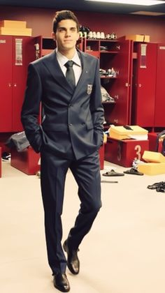 Nothing beats a classy man. Marc Bartra (soccer player)