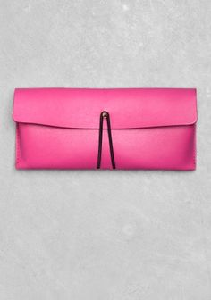 & Other Stories | Leather Eyewear Case