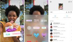 Instagram'da Yeni Özellik, İnteraktif Anket Çıkartmaları, Denedin mi?Hikayelerde çift seçenekli bir anket paylaşmak, eş zamanlı geri bildirim