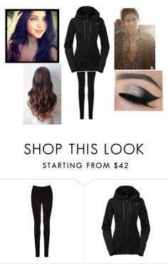 """Training"" by harrypotalways ❤ liked on Polyvore featuring Oasis and The North Face"