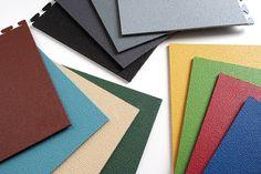 PVC-Industrieboden - Die alternative zu Laminat, Parkett, Teppichboden, Fliesen…