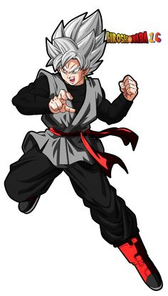 Black Goku ssj 1 by HiroshiIanabaModder