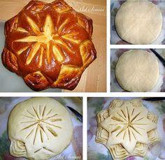 Рождество хлеб