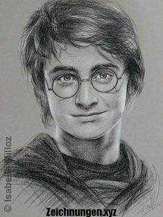 Drawing Portraits - Portrait de Daniel Radcliffe, alias Harry Potter Discover The Secrets Of Drawing Realistic Pencil Portraits.Let Me Show You How You Too Can Draw Realistic Pencil Portraits With My Truly Step-by-Step Guide. Harry Potter Tumblr, Harry Potter Fan Art, Harry Potter Kunst, Harry Potter Portraits, Harry Potter Sketch, Harry Potter Poster, Harry Potter Drawings, Harry Potter Characters, Harry Potter Alphabet