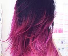 #prettypinkhair #different #bright #standout