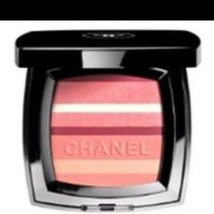 Loving this new Chanel blush/ highlight combo. Spring 2012 collection!