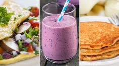 10 satisfying high-protein breakfasts #healthyrecipes #breakfastrecipes #recipes #everydayhealth | everydayhealth.com