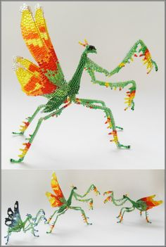 Colourful angry bug by Rrkra.deviantart.com on @deviantART