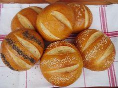 Garlic Bread, Pain, Pretzel, Baked Goods, Hamburger, Food And Drink, Cooking, Facebook, Fimo