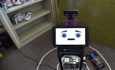 Desarrollan un prototipo de robot que detecta las emociones