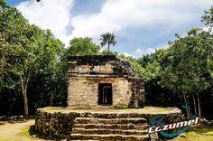 Cozumel ruins San Gervasio