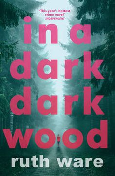 """""""In a Dark, Dark Wood"""" by Ruth Ware. Set in Kielder forest in Northumberland I throughly enjoyed reading this thriller. The ending felt a bit predictable"""