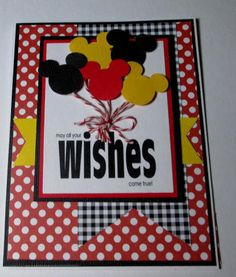 Sending Good Wishes Your Way Handmade Card by LoveInBloomCreations, $3.00