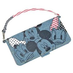 Mickey & Friends Phone Bag