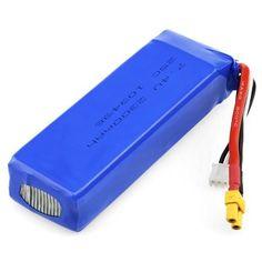 Original MJX B3 - 018 7.4V 2300mAh 25C LiPo Battery