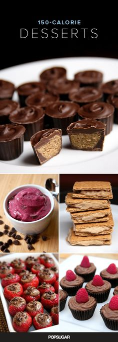 Satiate Your Sweet Tooth With These Under-150-Calorie Late-Night Treats