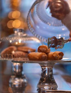 When you are at the Gresham Restaurant don't forget to try our strudel (rétes in Hungarian). The most delicious one you'll ever taste!
