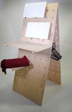 Nicholas Nawa – Modular Display System