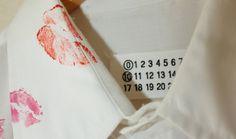 Maison Margiela Margiela Artisanal Kiss shirt Size US L / EU 52-54 / 3 - 5