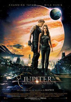 """SCRIVOQUANDOVOGLIO: ESCE AL CINEMA """"JUPITER-IL DESTINO DELL'UNIVERSO"""" ..."""