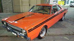 Clásicos Dodge Polara (1968-1980)