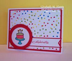 Love 2 Stamp: Sketch Frenzy Friday SFF062714, Endless Birthday Wishes, birthday, Stampin' Up!