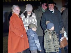 Danish Royals attend the hunting parade at Fredensborg - YouTube