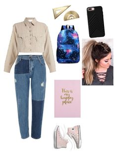 """Untitled #17"" by isidora-mary on Polyvore featuring River Island, Art School, Madewell and Rebecca Minkoff"