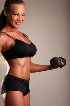 Muscle  Fitness - gym tips for the ladies who want to lose fat, build muscle and tone up. it-s-the-goal