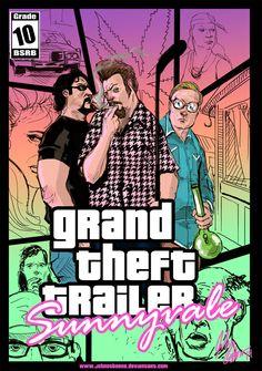 Grand Theft Trailer: Sunnyvale - Trailer Park Boys - John Osborne