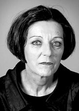 """Herta Müller--------The Nobel Prize in Literature 2009 was awarded to Herta Müller """"who, with the concentration of poetry and the frankness of prose, depicts the landscape of the dispossessed""""."""