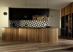 zigzag cement tiles from popham design in auhaus architecture bluff house project House Design, Interior And Exterior, Loft Living, House, Home Projects, Interior, Modern Loft, Interior Details, Cement Tile