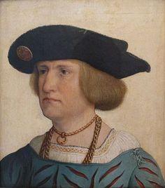 Sigismund von Dietrichstein by Hans Maler,c. 1515