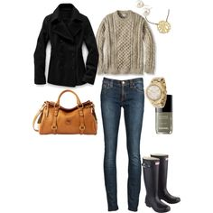 """""""Comfy, Casual Style"""" by angela-reiss on Polyvore"""
