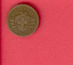 2 ?, Switzerland, Schweiz, Helvetia, 19851, back