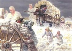 See a collection of some of the gospel art I use on this website. It includes paintings of Jesus Christ, and of other LDS Church beliefs. There are links to the artists. Mormon History, Mormon Pioneers, Lds Pictures, Church Pictures, Pioneer Trek, Pioneer Life, Art Occidental, Doctrine And Covenants, Lds Art