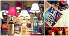 Learn how to make your at-home bar the place of your dreams.