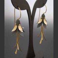 Image of Fuchsia Earrings Large Ai Jewelry