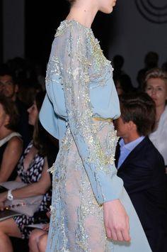 elie saab haute couture, fall 2012 details