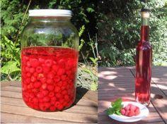 Framboise (Raspberry Liqueur) Recipe