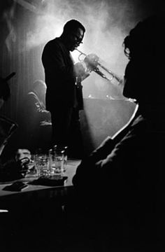 'Photography and Jazz' -Miles Davis, 1958. By Dennis Stock
