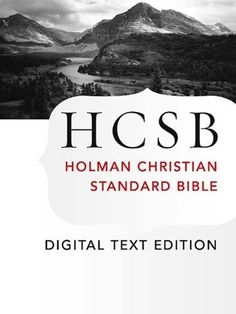 Free Kindle edition-The Holy Bible: HCSB Digital Text Edition: Holman Christian Standard Bible Optimized for Digital Readers by Holman Bible Editorial Staff, http://www.amazon.com/dp/B00CM13NTU/ref=cm_sw_r_pi_dp_2Oiftb1PZZ8KN
